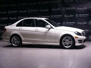 2012 Mercedes-Benz C250 4matic Sedan Premium Package, Sport Pack