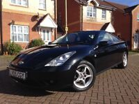 Toyota Celica 2005 IMMACULATE, VERY LOW MILEAGE, FSH***