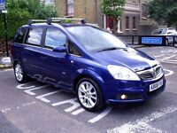 2008 Vauxhall Zafira 1.9 CDTi 16v 150ps Design 70,000 Miles Full Service History