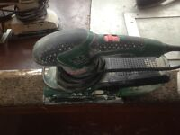 Bosch sander like new used once