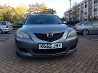 Mazda3. 1.6 TS2 5dr Hatchback with 1year MOT for sale