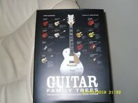 BOOK OF GUITAR FAMILY TREES