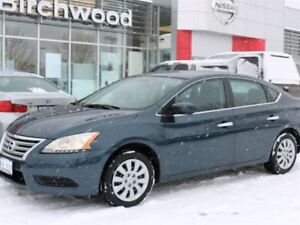 2014 Nissan Sentra S Local Trade, Great Condition