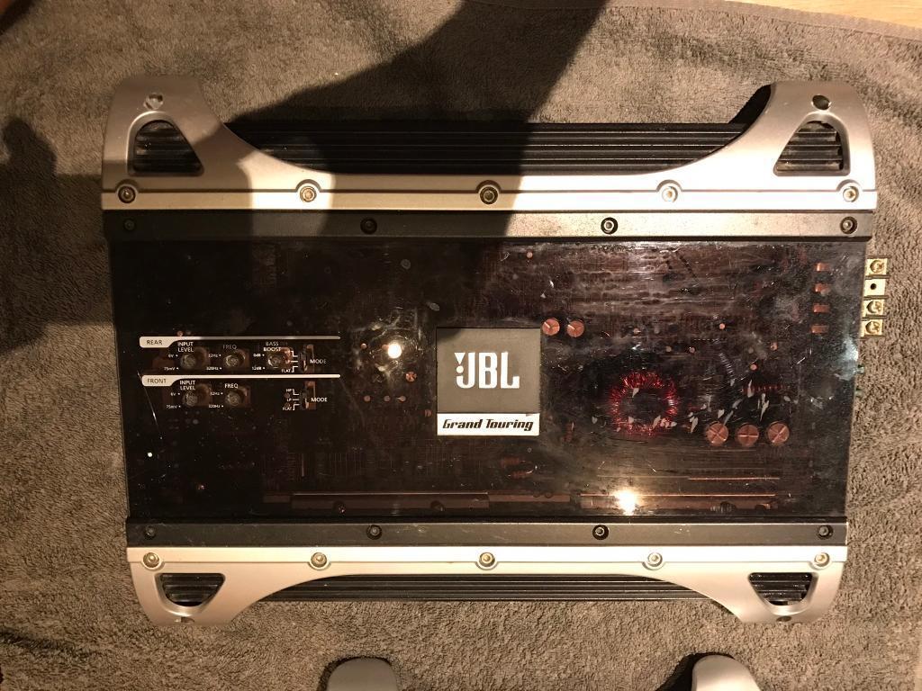 Jbl Gto 75 4 Amplifier In Ilford London Gumtree