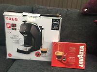 AEG Lavazza Coffee Maker, brand new RRP £90