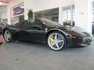 2013 Ferrari 458 Spider **LIKE NEW * LOW MILEAGE**