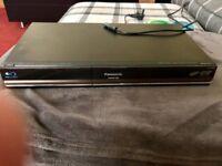 Panasonic BDT 300 3D Blue ray player