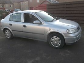 Vauxhall Astra Club 8v / 5 Door hatchback / Long MOT / Drives Well