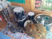 Drum World UK Stage Master Special Edition 6 Piece Drum Kit