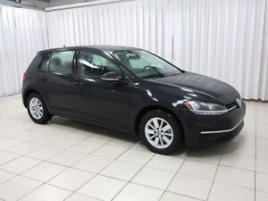 2018 Volkswagen Golf DRIVE FOR 109. ALLOYS, A/C, BACKUP CAM, BLU
