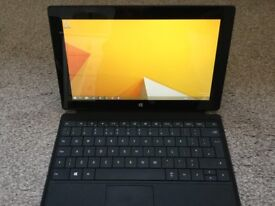 Microsoft Surface RT 32GB - Wi-Fi - 10.6in - Detachable Black - Keyboard Included