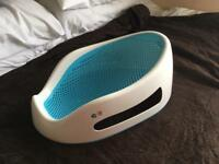 Angel care bath seat unused and in mint condition