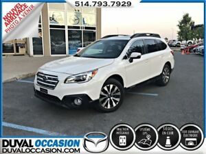 2015 Subaru Outback 2.5i Limited + NAVIGATION + CUIR + TOIT OUVR