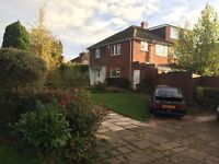 3 bed fully furnished house for rent - Cubbington. £1300 pcm + Bills (CV32)