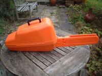 STIHL CHAINSAW BOX - EXCELLENT CONDITION