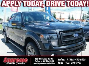 2014 Ford F-150 FX4 ECOBOOST NAVI/B.CAM/H.SEATS/MUSTSEE!!!