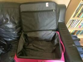Medium zframe luggage