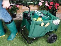 New Unused Boxed Garden Cart