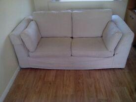 Metal action deluxe sofa-bed