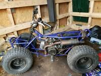 SUZUKI LT50 Spares or Repair