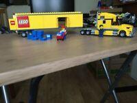 RARE LEGO TRUCK ( 3221)