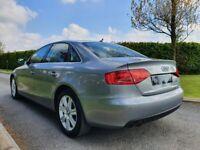 Sep 2010 Audi A4 2.0 TDIe 136 SE 4dr [Start Stop] MOT'D FEB 2022, GREAT DRIVING CAR, £30 TAX