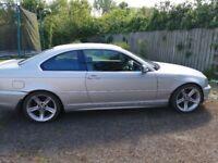 BMW, 3 SERIES, Coupe, 2004, Manual, 2171 (cc), 2 doors