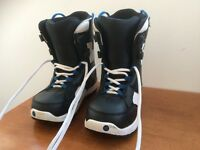 Burton Snowboard boots, UK4, Excellent condition