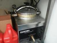 Italian Kuroma Pressure Fryer