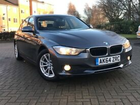 BMW 3 Series 2.0 320d EfficientDynamics Business Automatic Diesel 2015 Finance Available