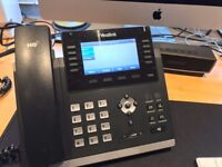 Yealink Executive T46G SIP VOIP phone