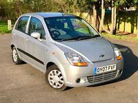Chevrolet Matiz 1.0 5 door, Ideal 1st Car, Cheap insurance/tax/fuel