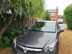 Vauxhall Astra 1598cc petrol 3 dr hatchback grey 60 plate low mileage good condition