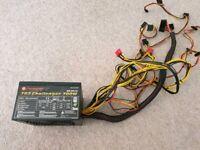 700 watt PSU power supply 80 plus white thermaltake