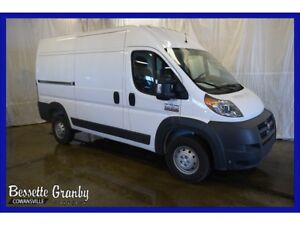2018 Ram ProMaster 1500 Highroof +Hitch, Cloison+