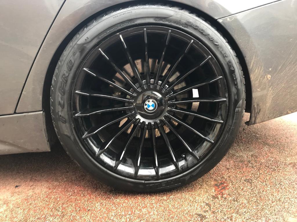 BMW B ALPINA ALLOYS QUICK SALE In Northampton - Bmw b5 alpina for sale