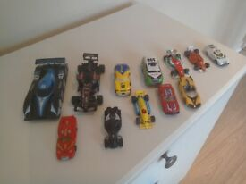 Collection of Racing Cars