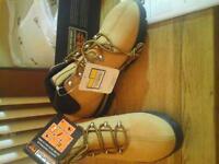 Timberland split rock boots
