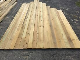 """J1 Joinery Grade Redwood Treated Timber 4x2 4""""and 3"""" Ideal for Framework (Downgrade)"""