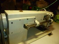 Walking foot Industrial sewing Machine(for UPHOLSTERY, HAND BAGS,HORSE RUGS