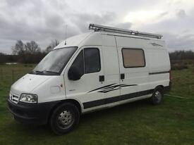 Citroen Relay Campervan 2006 LOW MILAGE.