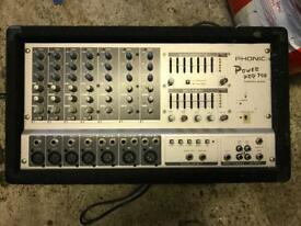 PHONIC Power POD 740 Powered Mixer