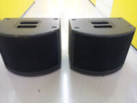"PA SPEAKER ""TOP"" CABS - Ohm MR228 (x2)"