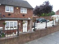 2 bedroom semi detached house for swop must be council