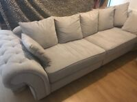 Almost new 3 seater sofa