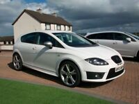 May 2011 Seat Leon FR CR TDI*ONLY 40,500 MILES*CUPRA BODY KIT*