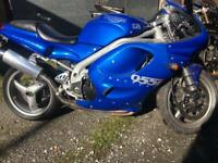 2001 Triumph Daytona 955i same as T595