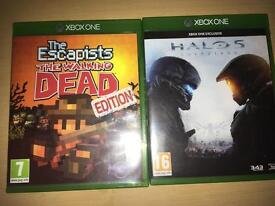 4x new Xbox one games