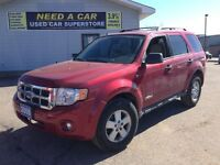 2008 Ford Escape XLT   WE FINANCE ALL CREDIT