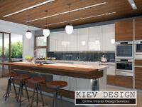 Online Exterior \ Interior Design & 3D Visualsation Services